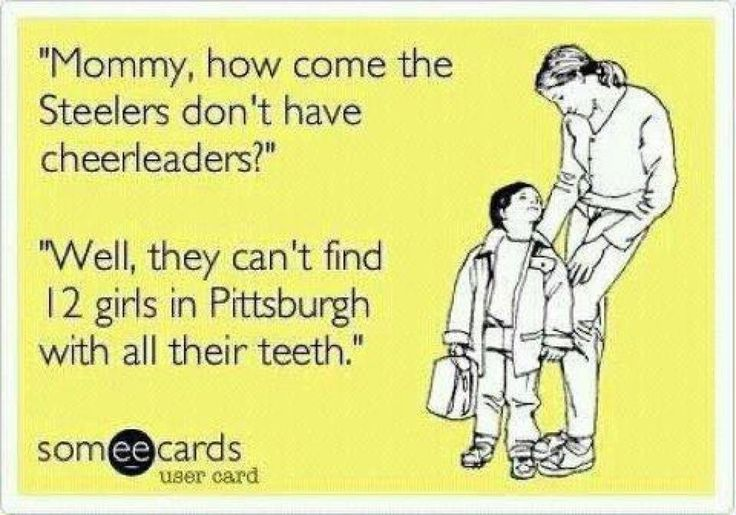 pittsburgh steelers jokes | Steelers Jokes - Off-Topic Forum - Ravens Official Message Board