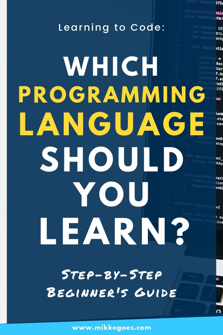 What Is Programming Language Class 9