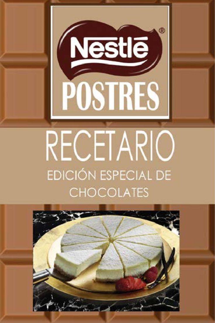ISSUU - recetario nestle de Alfredo Rodiles