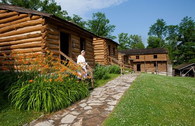 Old Fort Harrod State Park - 100 S. College St. Harrodsburg,  March 1 - November 30 Fort, Gift Shop and Lincoln Marriage Temple are open Wednesday - Saturday, 9:00am to 5:00pm. Open Sunday Noon to 5:00pm  April 1 - October 31 The Fort Harrod State Park Museum is open Wednesday - Saturday, 10:00am to 5:00pm. Open Sunday 1:00pm to 5:00pm  Adults - $7.00 Senior - $6.00 Children (6-12) - $4.00