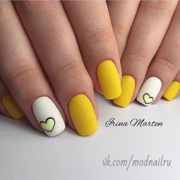 A Vilagbajnok 8 Kedvenc Fogyaszto Haziturmixa Nailart Yellow