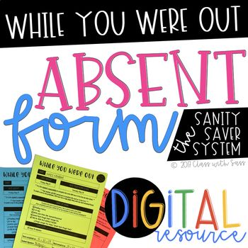 The 25 best absent work ideas on pinterest absent for Best out of waste ideas for college students