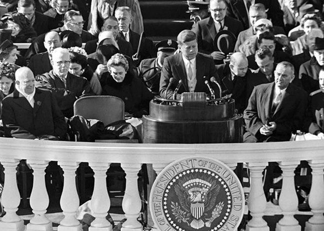 """The 4th of July, JFK and Religious Freedom    Read on the @ChurchOfScientology religion site http://qoo.ly/g78ia    An article published in 2014 in Time magazine, """"The Theology of the Fourth of July"""" by Ira Stoll, posits that the 4th of July is a religious holiday, and he cites John Fitzgerald Kennedy and the Declaration of Independence as evidence.    Stoll quotes Kennedy's July 4, 1946, speech at the City of Boston's Independence Day celebration. Then 29 and the Democratic nominee for a…"""