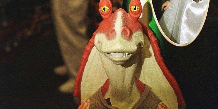 Drudge Report Uses Jar Jar Binks Photo To Stoke Iranian Missile Fears