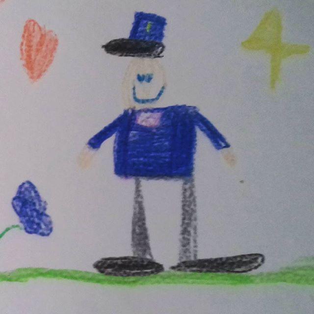 #dibujo #policialocal #policia #police