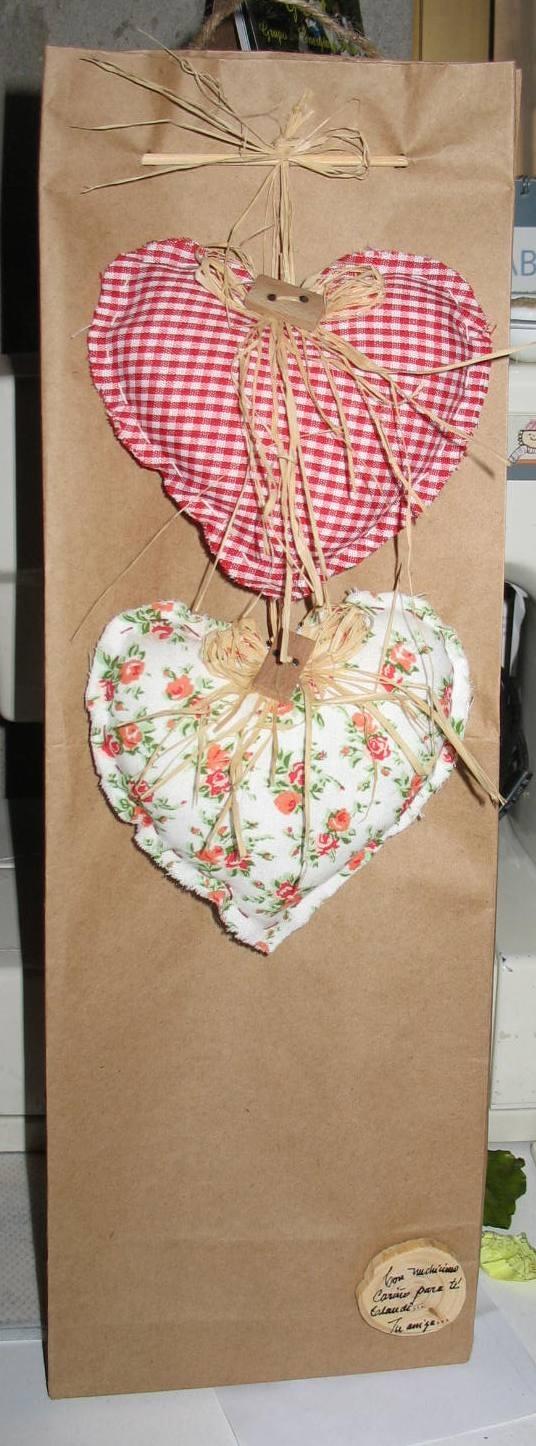 Entre mis manos... vida, amor y arte...: envolturas de regalo