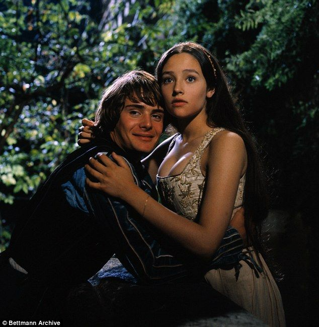 Olivia Hussey Reveals She Wet Herself In Front Of The Queen Olivia Hussey Romeo And Juliet Leonard Whiting