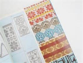Silver Reed Stitch Pattern Manuals