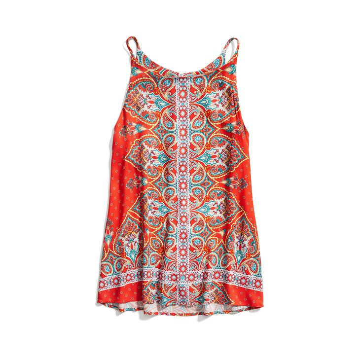 Stitch Fix Spring Must-Haves: Printed Tank