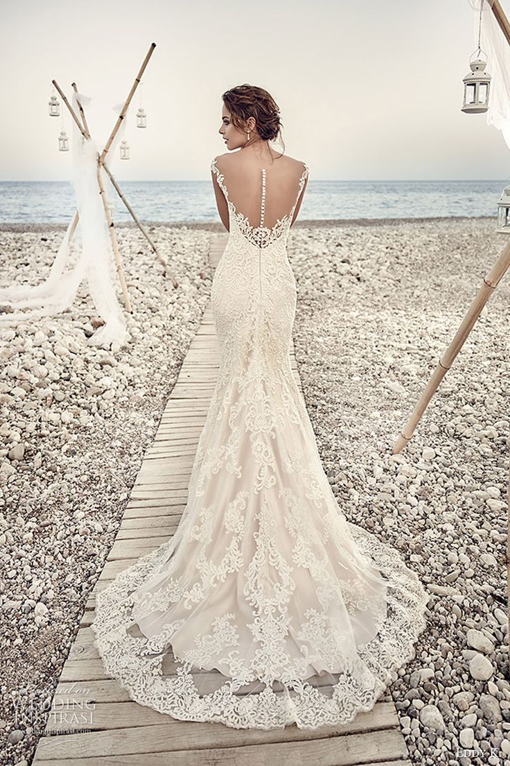 "Eddy K. 2017 Wedding Dresses — ""Dreams"" Bridal Collection"