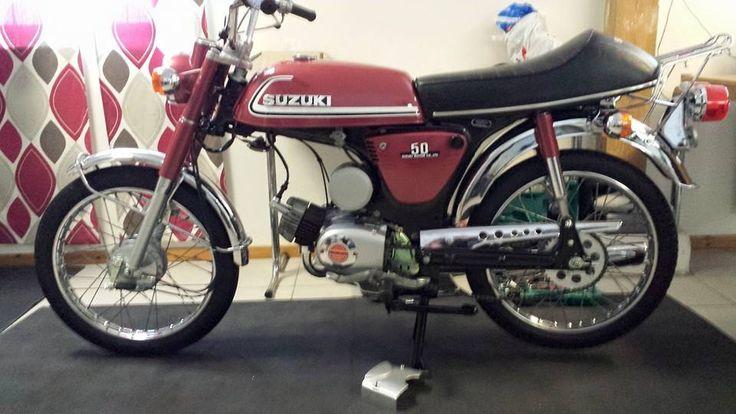 Suzuki K50