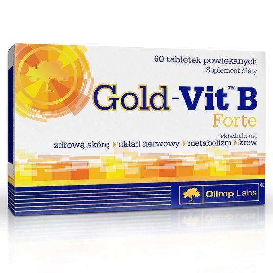 Olimp Gold VIT™ B Forte vitamin (60 tabletta)