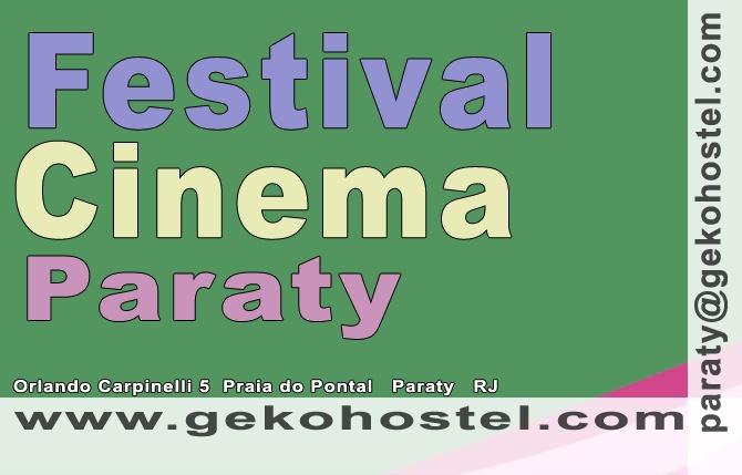 Nos últimos 4 anos o Festival Internacional de Cinema de Paraty levou celebrados filmes do cinema nacional e internacional para o Centro Histórico mais charmoso do litoral fluminense.  Pacotes de hospedagem em Paraty:    http://www.mistichill.com/pt/Pacotes-hospedagem-paraty-pacotes-feriados-paraty-76     http://www.GekoHostel.com/pt/Pacotes-paraty-pacote-promocional-feriados-76