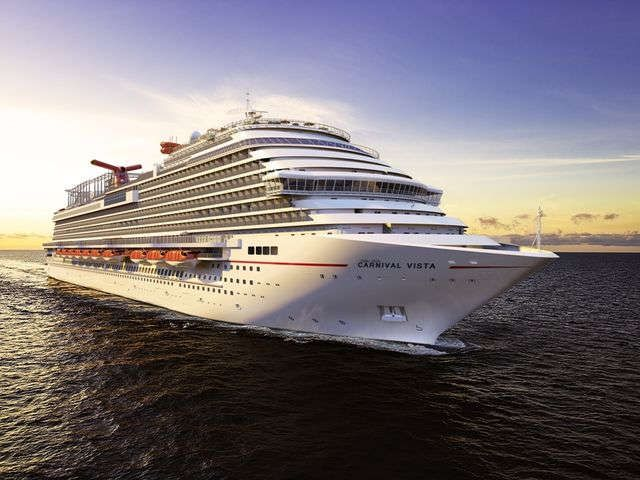 Our guide to the hottest new cruise ships on order