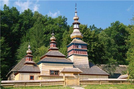 Skanzen, Bardejov Spa, Slovakia