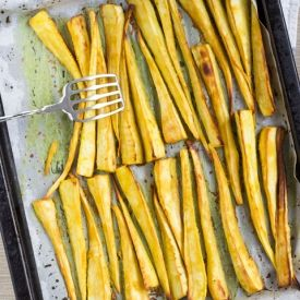 Parsnips In Syrup And Mustard [HurryTheFoodUp]