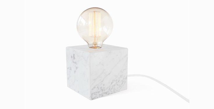 Luminária Pedra  |  Design Select ID