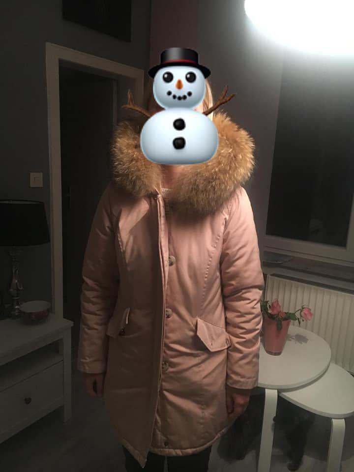 Parka Winterjacke Rosa 36 Attentif Damen dCtxsQBhr