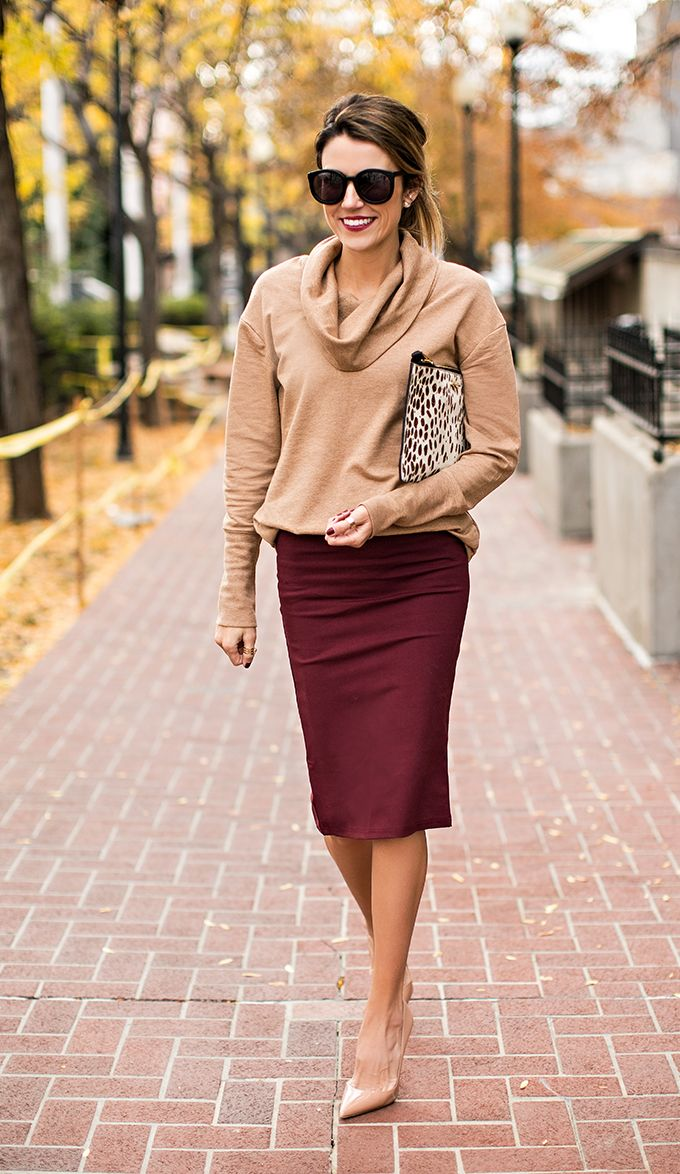 Fall office style: