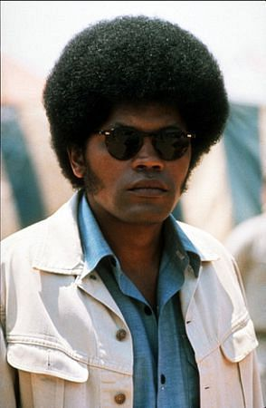 Link Hayes alias Clarence Williams III Mod Squad I miss Afros! They were so beautiful