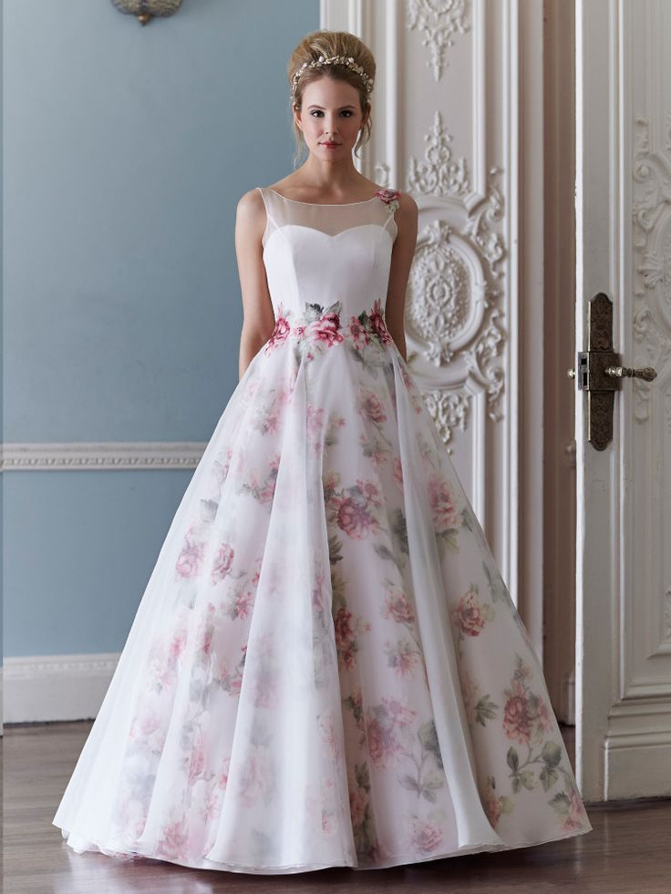 553 best Wedding Dresses images on Pinterest | Short wedding gowns ...