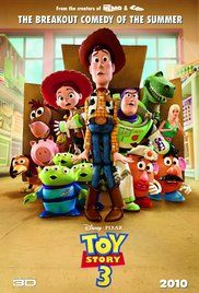 Toy Story 3 8.4