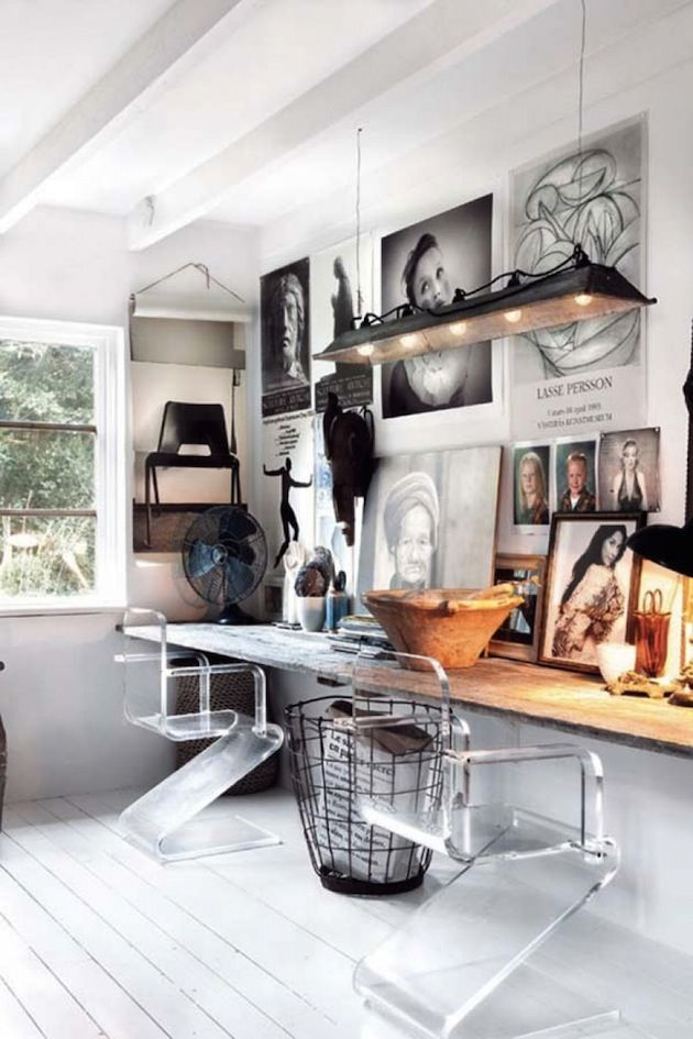 Creative Uses of Lucite Furniture