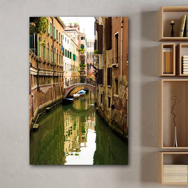 Πίνακας σε καμβά παπαρούνεςΠίνακας σε καμβά Βενετία