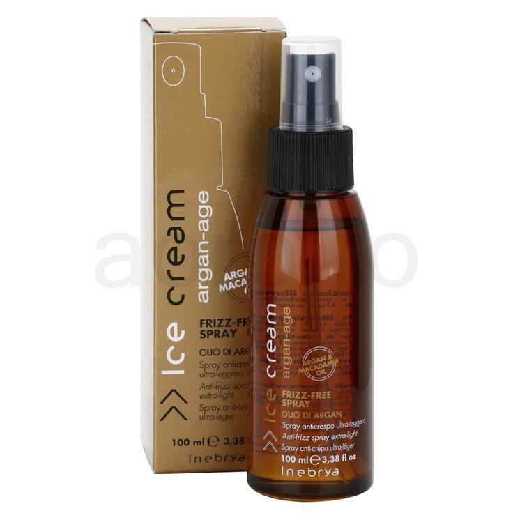 Spray ultra light anti-electrizare INEBRYA ARGAN-AGE | aoro.ro