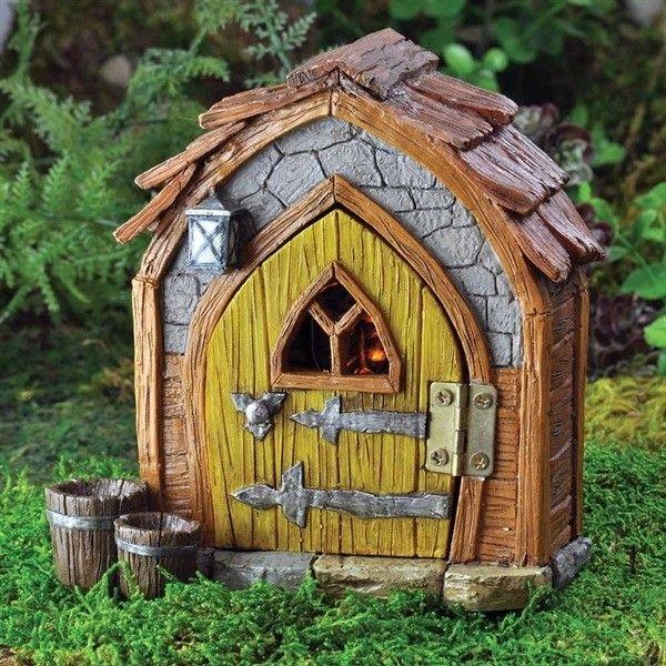 Gnome Foyer (Fiddlehead)