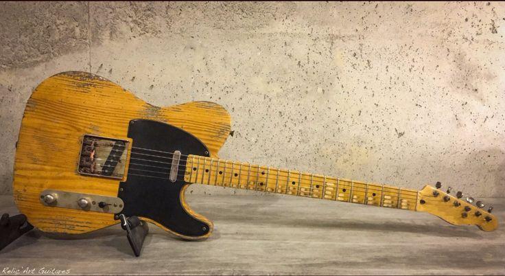 Relic Art Guitars