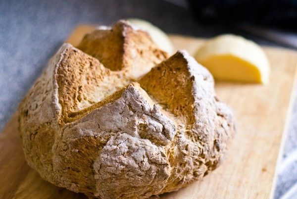 Irish Soda Bread ©Jamboid CC BY-NC-ND 2.0