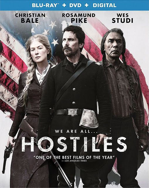 Hostiles 2017 1080p BD-RIP | Favorite Actors and Musicians | Movies