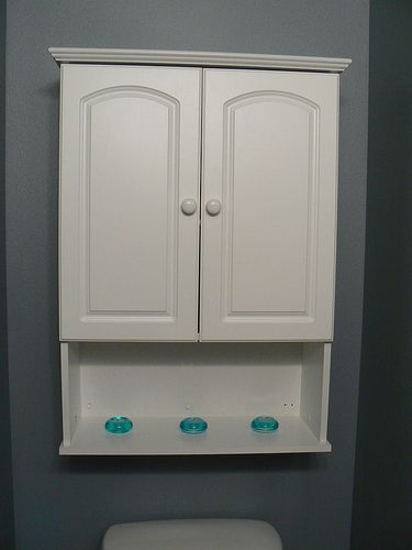 Bathroom Cabinet Over The Toilet