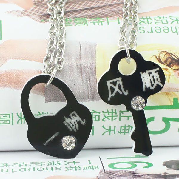 Le collier noir quelques touches de modélisation