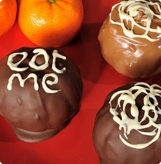 Chocolate Satsumas