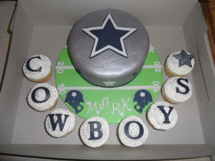 Dallas Cowboys Pull Apart Cake   Google Search