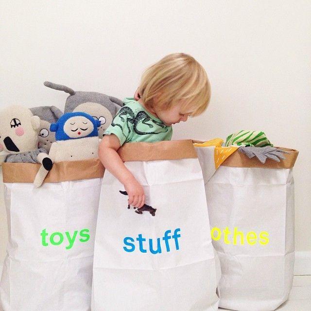 Speelgoed opbergen | Organize toys