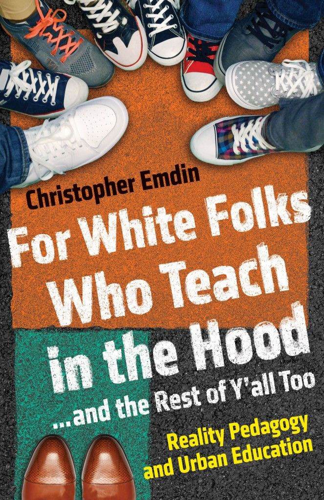 Chris Emdin's book, released this month, compares urban education to Native American schools of that past that forced assimilation.