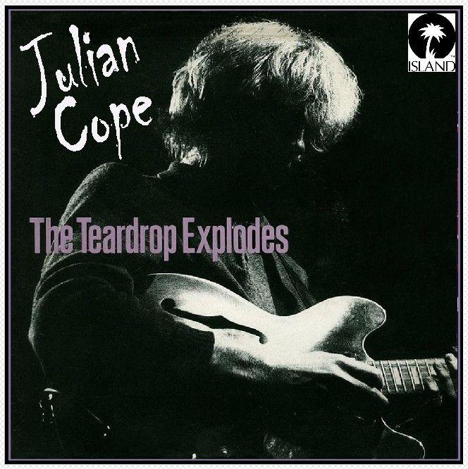 The Teardrop Explodes ... Julian Cope