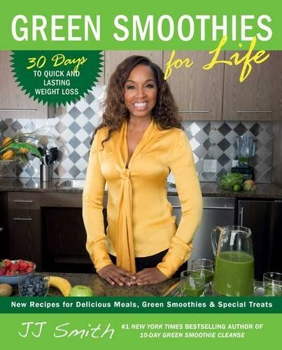Green Smoothies For Life JJ Smith PDF Download Free Book