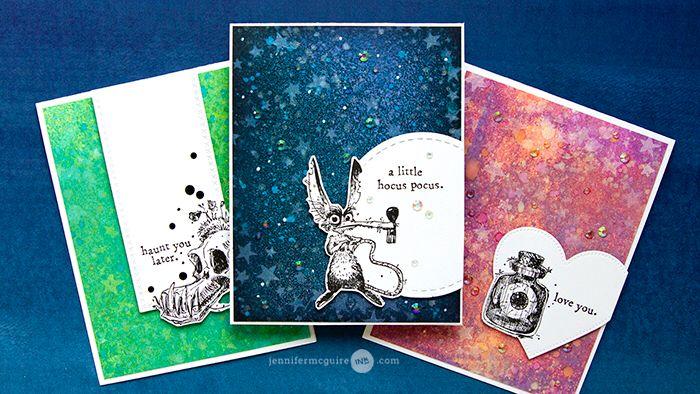 Cork board pin collection card | Craft Inspiration