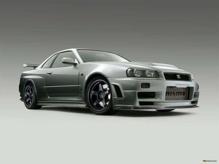 Nissan Skyline GT-R Z-Tune (BNR34) 2004