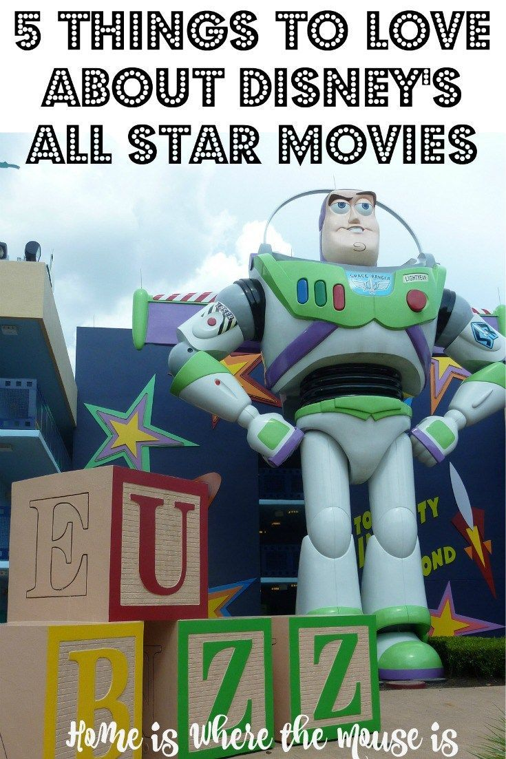 5 Things to Love about Disney's All Star Movies | Disney's Value resorts are big fun at a little price | Walt Disney World Resorts