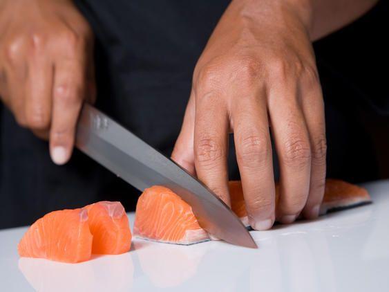 Schärfste Messer
