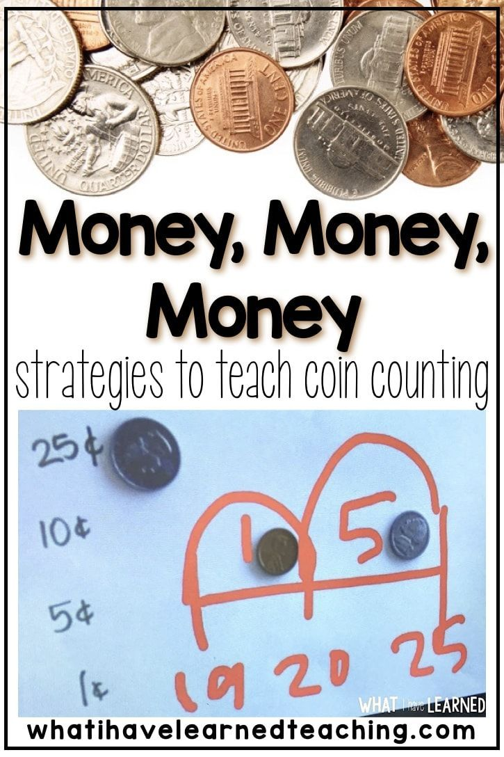 What Age Should A Child Know How To Count Money