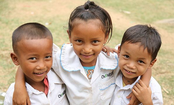 20 Books: This gift of 20 books will be used to fill school libraries in Cambodia or Laos, enriching resources and attracting more children to the library encouraging them to learn and improving their reading skills.