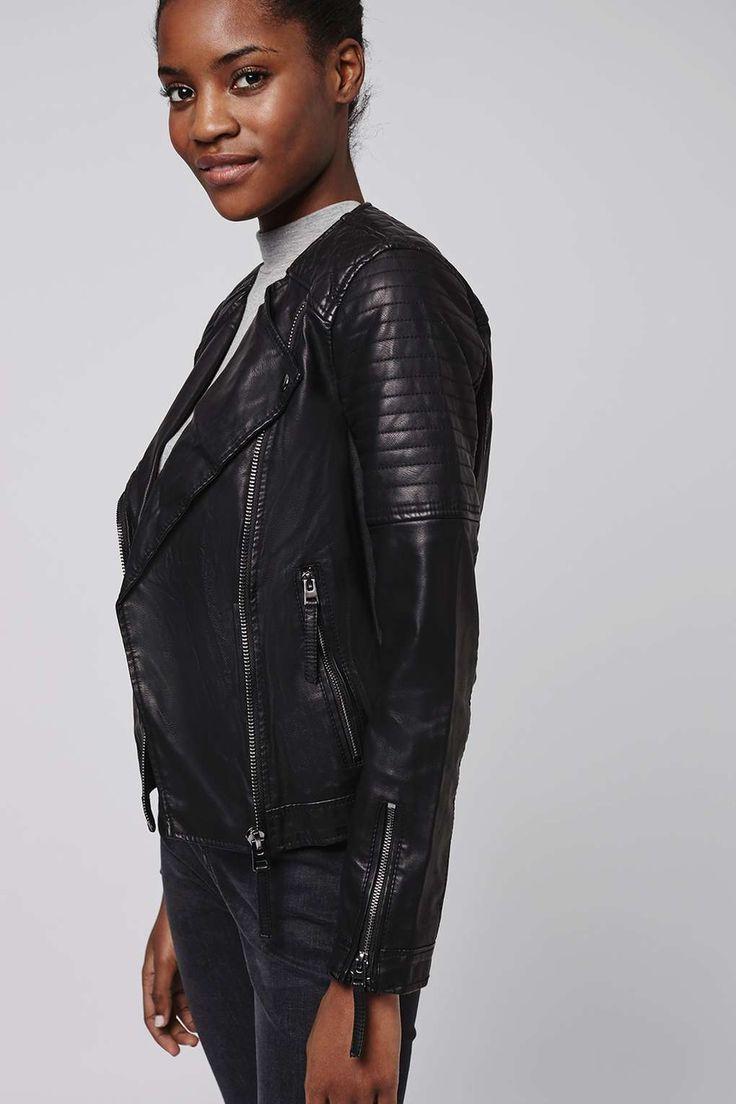 17 Best images about jackets on Pinterest | Vegan leather jacket ...