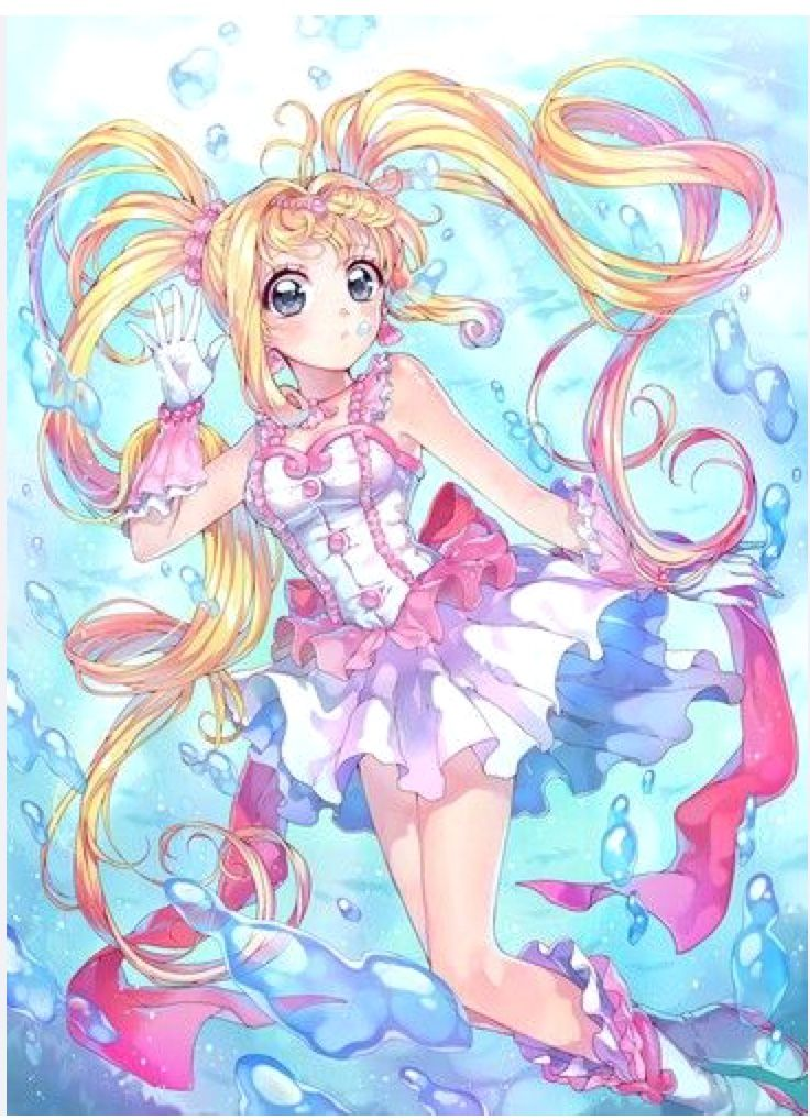 Mermaid Melody Pichi Pichi