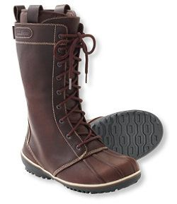 #LLBean: Bar Harbor All-Weather Boots. $200 for LL Beans? I think not.